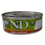 N&D Prime, Pollo e Melograno - KITTEN 80g