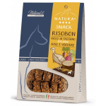 Risobon, snack monoproteico per cani, tacchino e verdure 80g