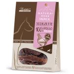 Scorzette, snack monoproteico per cani 100% pollo 80g
