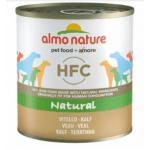 HFC Natural Dog Vitello 290g