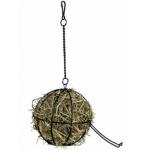 Food Ball - Palla portafieno gioco per conigli d.12 cm