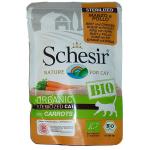 Buste Organic BIO Sterilized Manzo Pollo e carote 85g