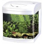 Acquario Xcube 26l Bianco LED