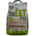 LaToilet 10l - Lettiera ecologica vegetale per gatti e piccoli animali