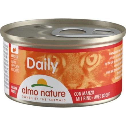 Daily Menu Dadini Manzo 85g