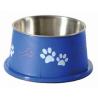 Ciotola Deep Bowl cani orecche grandi 500ml BLU