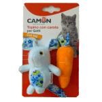 Gioco per gatti Mini Peluche 8cm (2pz)