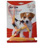 Parure pettorina e guinzaglio per cani piccolissimi o cuccioli ROSA