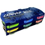 Catnivor cartonbox mix prova 6x80g