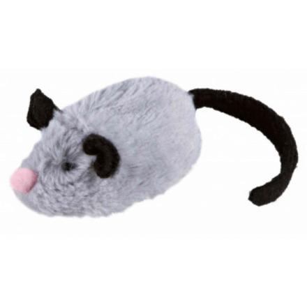Topo gioco per gatti con sensore di tocco cm 8