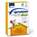 Fipralone Duo Antiparassitario spot-on per cani da 2 a 10 kg