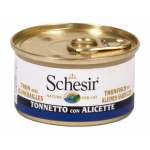 Tonnetto con alicette in gelatina 85g