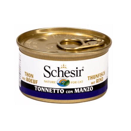 Tonnetto con manzo morbida gelatina 85g