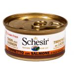 Tonnetto con salmone in salsa naturale 70g