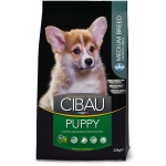 CIBAU - Puppy Medium 2,5kg