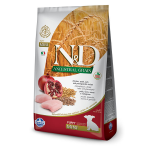 N&D Pollo e Melograno Low Grain - Puppy Mini 800g