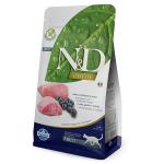N&D Prime agnello e mirtillo Grain free secco gatto 1,5kg