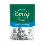 OASY More Love - TONNO ACCIUGHINE busta umido gatto 70g