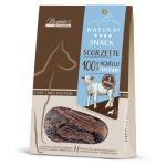 Scorzette, snack monoproteico per cani 100% agnello 80g
