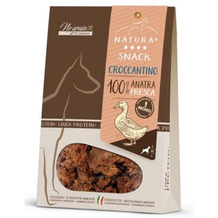 Croccantino snack monoproteico per cani 100% anatra 80g