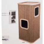 Tiragraffi Cat Tower Corrado h 100 cm