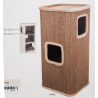 Tiragraffi Cat Tower Corrado h 100 cm